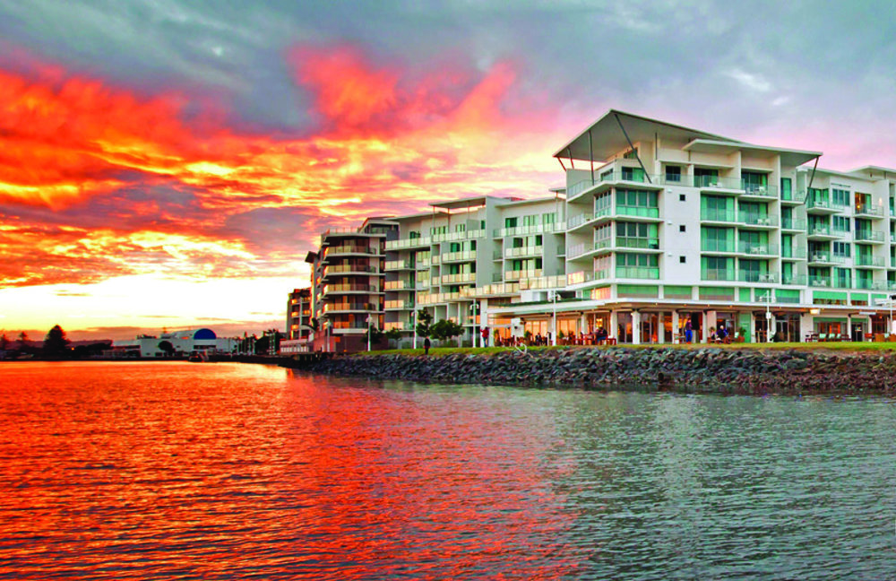 Package Inclusions: - Package includes returns airfares with FlyPelican and 2 nights in a Hotel Spa Waterview room.This winter, escape the city and relax your senses in Ballina. Enjoy the laid back atmosphere and breathtaking natural wonders of the region, partaking in rainforest walks, hot air ballooning and whale watching.Look no further for your simply amazing winter break at the Ramada Resort Ballina. Watch dolphins from your private balcony or just relax and let the time float by. Sometimes it's nice to let others do all the hard work and at Ramada Hotel & Suites Ballina Byron you can do just that. Situated on the shores of the beautiful Richmond River with 115 stylishly appointed hotel rooms and suites featuring stunning water and hinterland views that bring a new level of luxury to Ballina accommodation.Contact us to add more nights, add more persons, a rental car or other optional activities.Prices start from:$309* pp/twin share ex Newcastle ★★★★☆