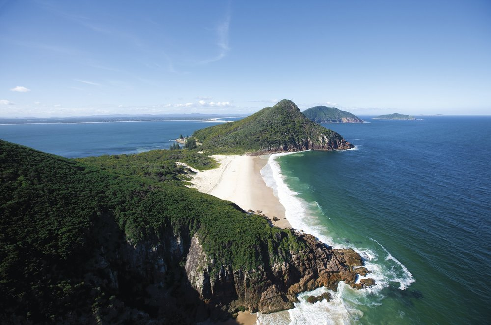 Pristine Port Stephens - Packages include returns airfares with FlyPelican and 2 nights in a 1 bedroom side WaterView, (Room upgrades available) at the Ramada at Shoal Bay.Close to beaches, the Tomaree Headland, and Port Stephens Overlooking white sand shores, pristine sparkling waters and breathtaking nature reserves, Ramada Resort Shoal Bay is your little piece of paradise on earth. Ask us about amazing whale watching or sanddune tours as optional extras.Shoal Bay is an idyllic holiday haven overlooking picturesque scenes of white sandy shores, pristine sparkling waters and stunning natural parklands. Located just 30 minutes from Newcastle Airport. Shoal Bay offers activities from fishing and dolphin watching trips to whale watching cruises (seasonal). Other local attractions include surfing lessons, horse riding, kayaking, 4WD tours and sand dune adventures. Wine and dine on superb local seafood at Catch at Shoal Bay or enjoy casual alfresco dining at Sandyfoot Cafe and Bar, both located on-site. Contact us to add more nights, room upgrades, add more persons, a rental car or other optional activitiesPrices starting from:$539* pp/twin share ex Adelaide★★★★