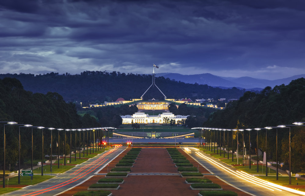 Canberra - - Return Airfares to Canberra from Newcastle- 2 nights accommodation at the Rydges Capital Hill in a Superior Queen Room.Experience the romance of Canberra this season with an indulgent short break. As the temperatures change, take some time out in the capital to experience one good thing after another. Our Canberra Packages include return flights with FlyPelican and 2 nights accommodation at the Luxurious Rydges Capital Hill. Rydges Canberra offers accommodation in the heart of Australia's capital. Whether visiting for leisure or business, our guests enjoy convenience to the most popular and practical Canberra attractions, including Parliament House, National Gallery of Australia, National Portrait Gallery, Questacon and Screensound. There is something for all occasions, come and experience the cultural and natural delights of the Nations Capital.Prices starting from:$310* pp/twin share ex Newcastle★★★★Subject to airfare and room availabilityFor correct pricing and availability please fill out quote form at the bottom of the page.
