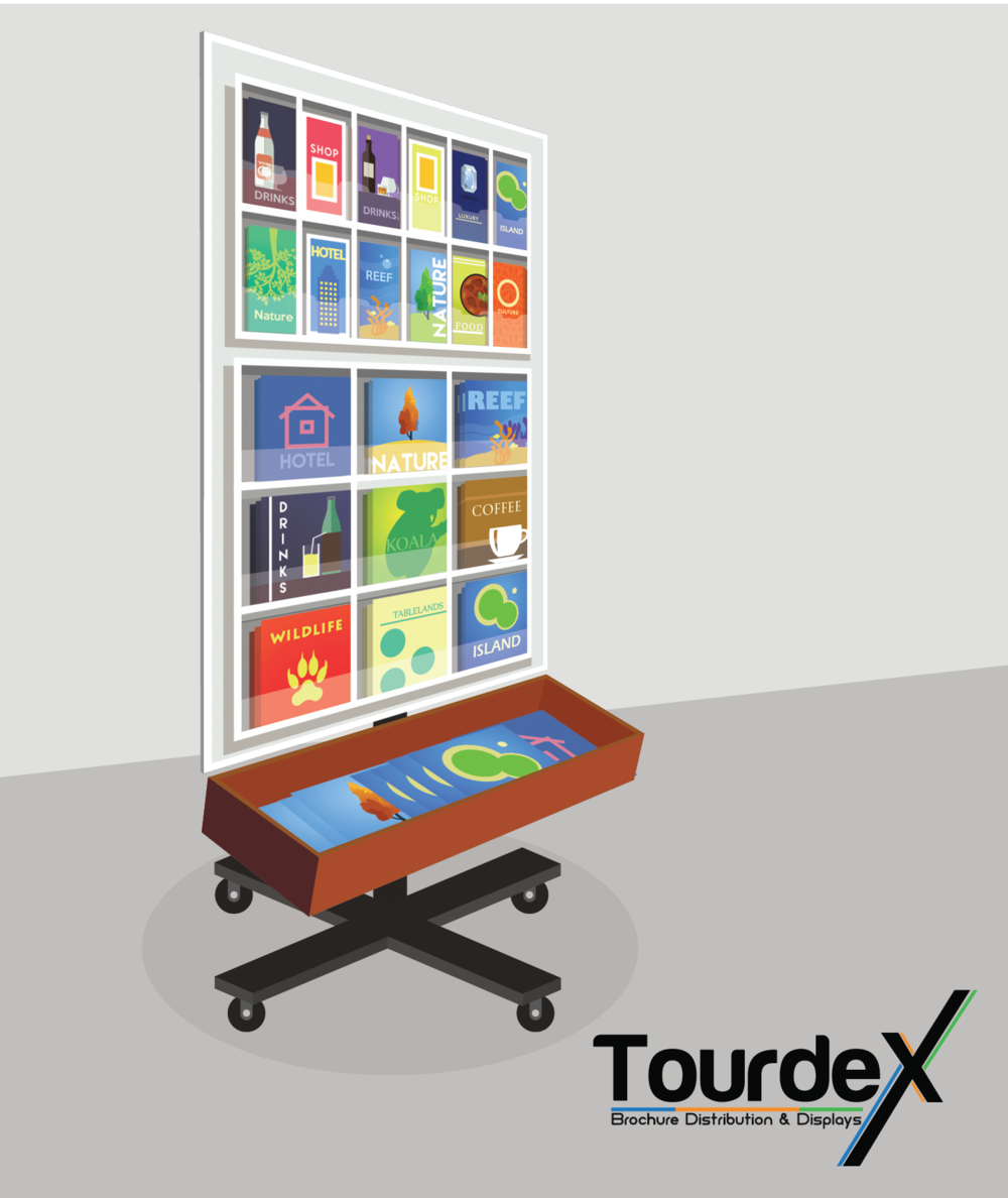 Tourdex on wheels without wings