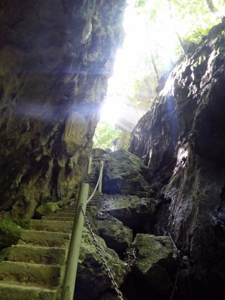 Anapala Chasm