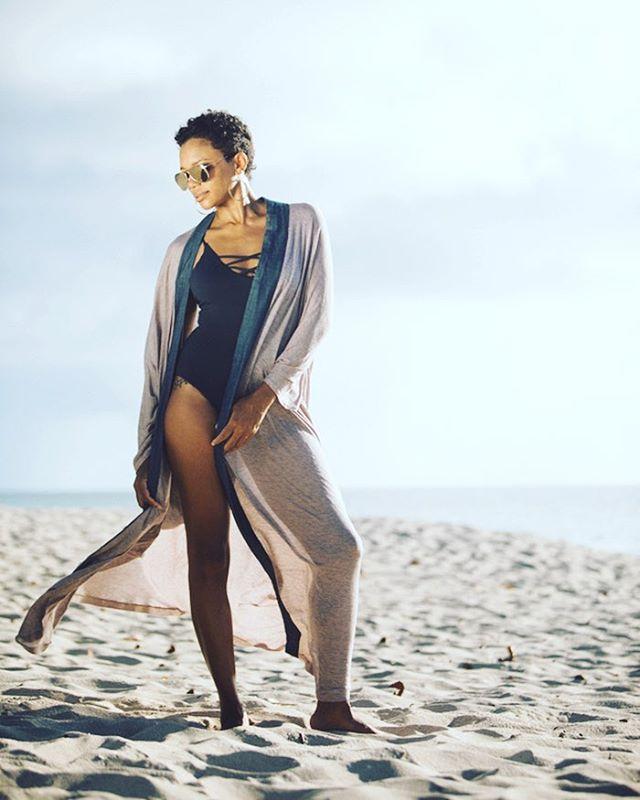 Laissez Moi Caftans on 🔥 The Maya #caftanstyle #caftansonlocation  #resortwear  #caftanconfessions  #beachlife (📷credit: @mistywinterphotography model: @300mf.danielle) #❤️