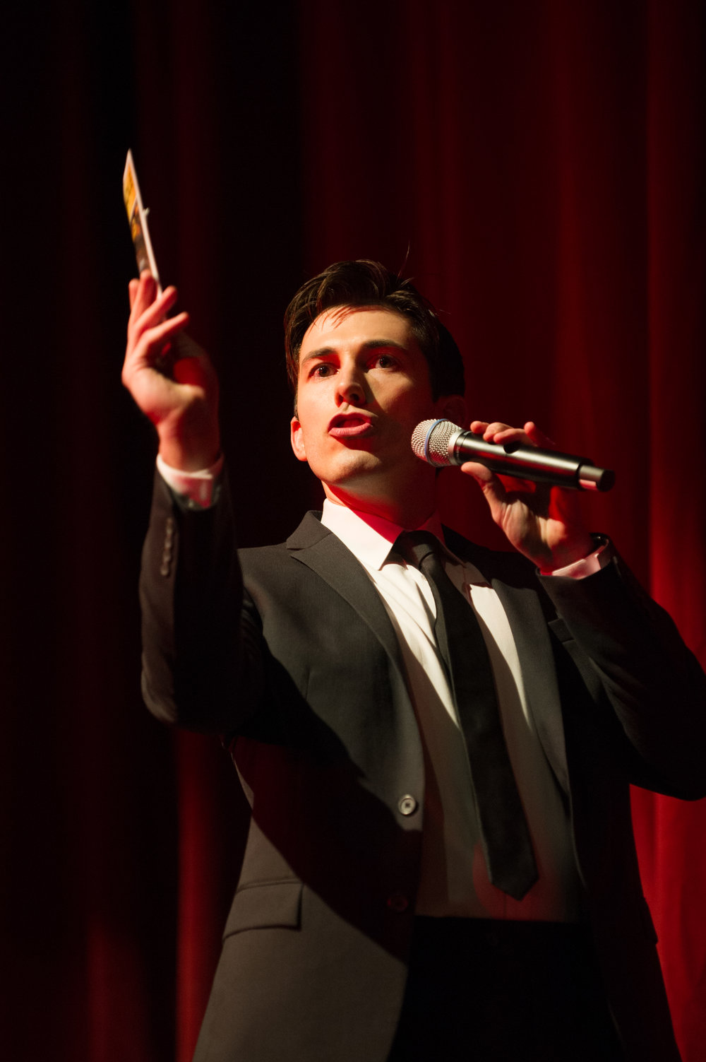 Josh's speech at the Opening Night of the Seminole Theatre