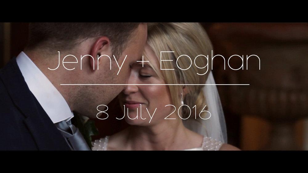 Jenny + Eoghan -