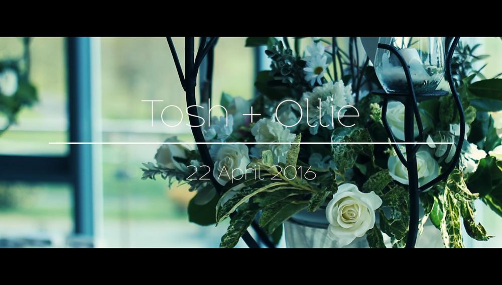 Tosh + Ollie -
