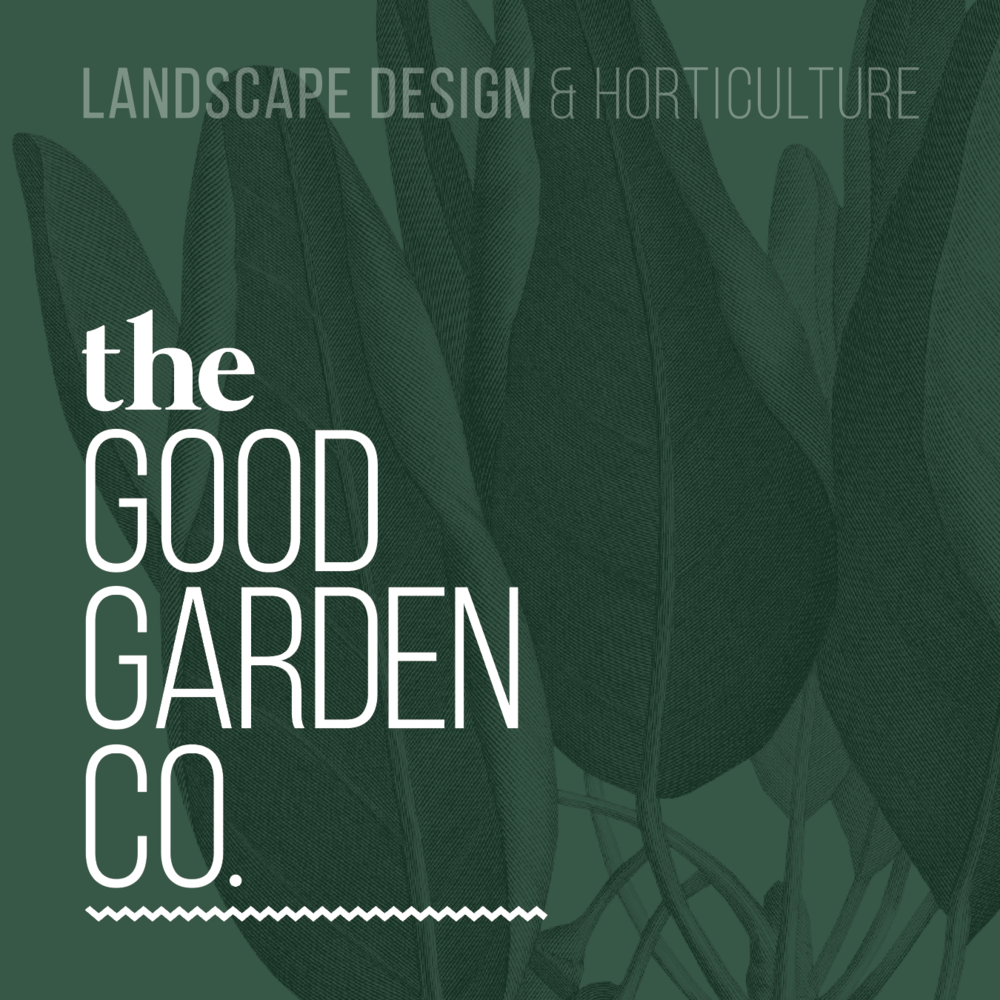 THE GOOD GARDEN CO  //  BRANDING