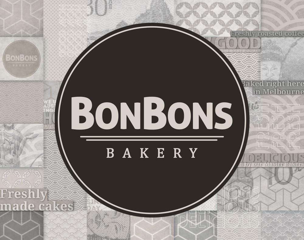 BONBONS BAKERY // BRANDING