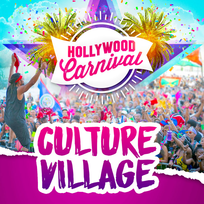 CULTURE VILLAGE  - JUNE 24, 2017 12pm-10pm