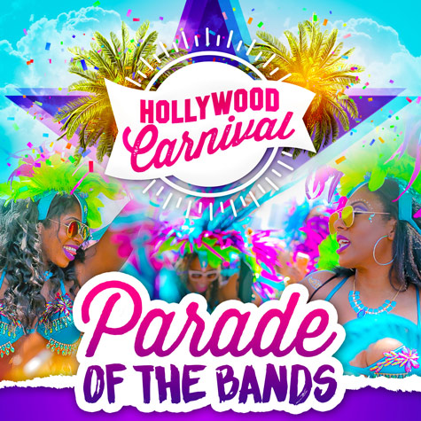 Parade of the Bands - JUNE 24, 2017  11am-4pm