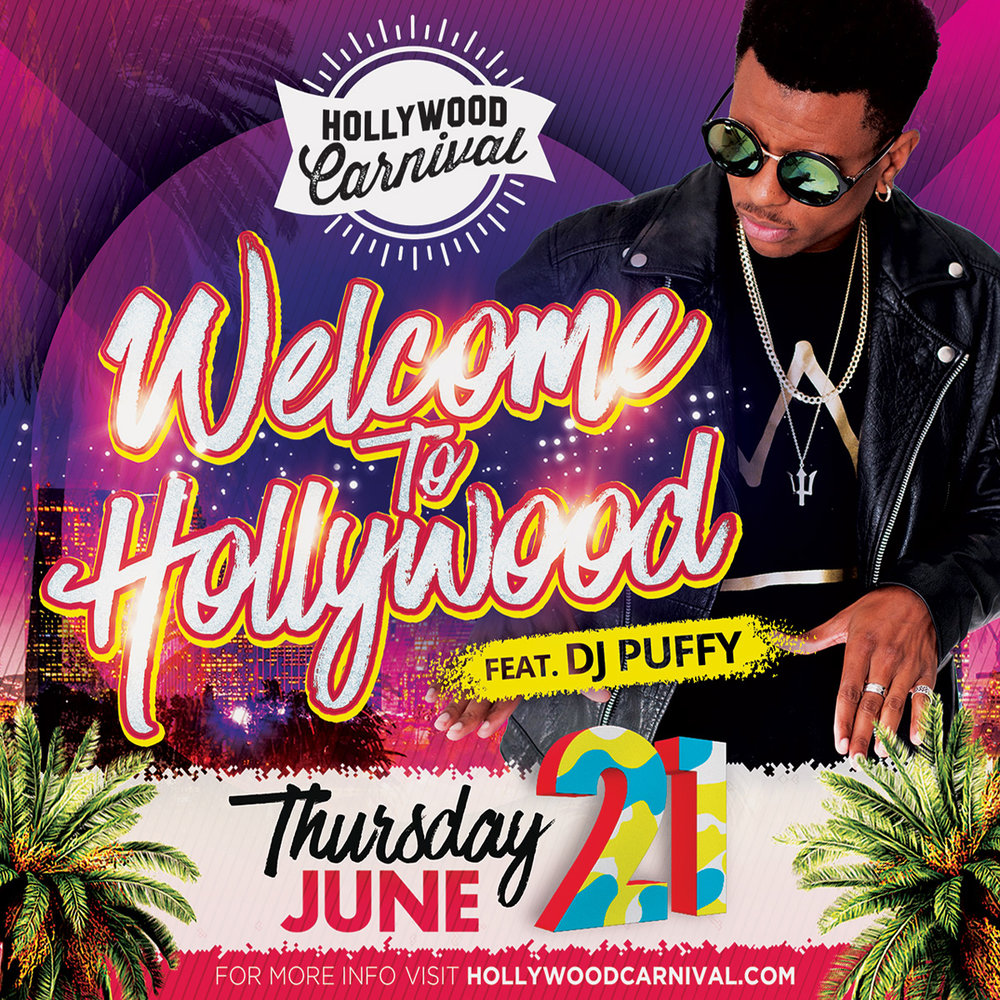 Welcome to Hollywood -