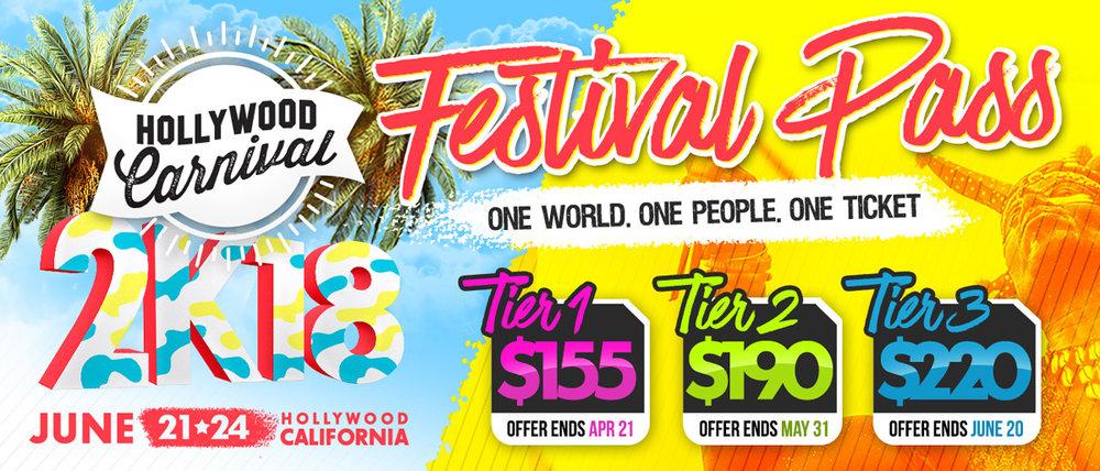 Festival Pass -