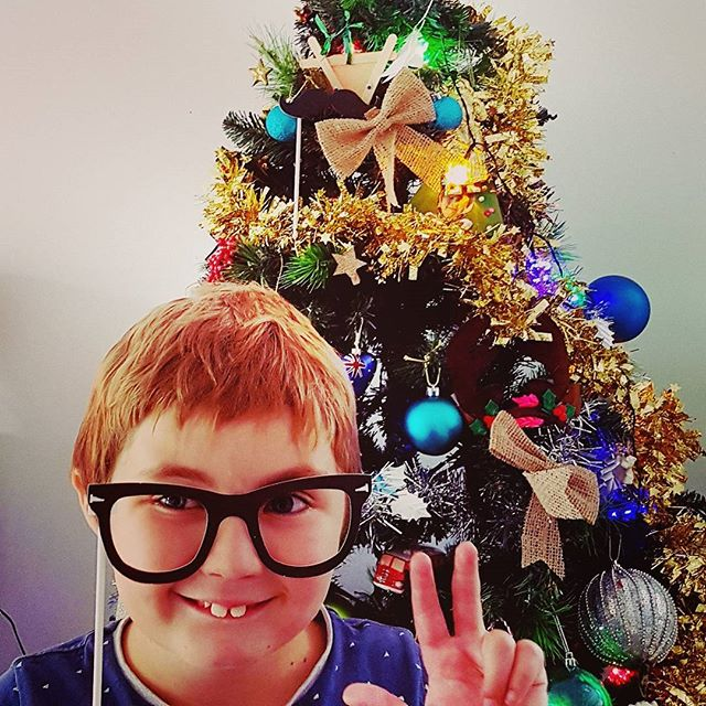 Peace out and enjoy the break, from the littlest creative in the team!