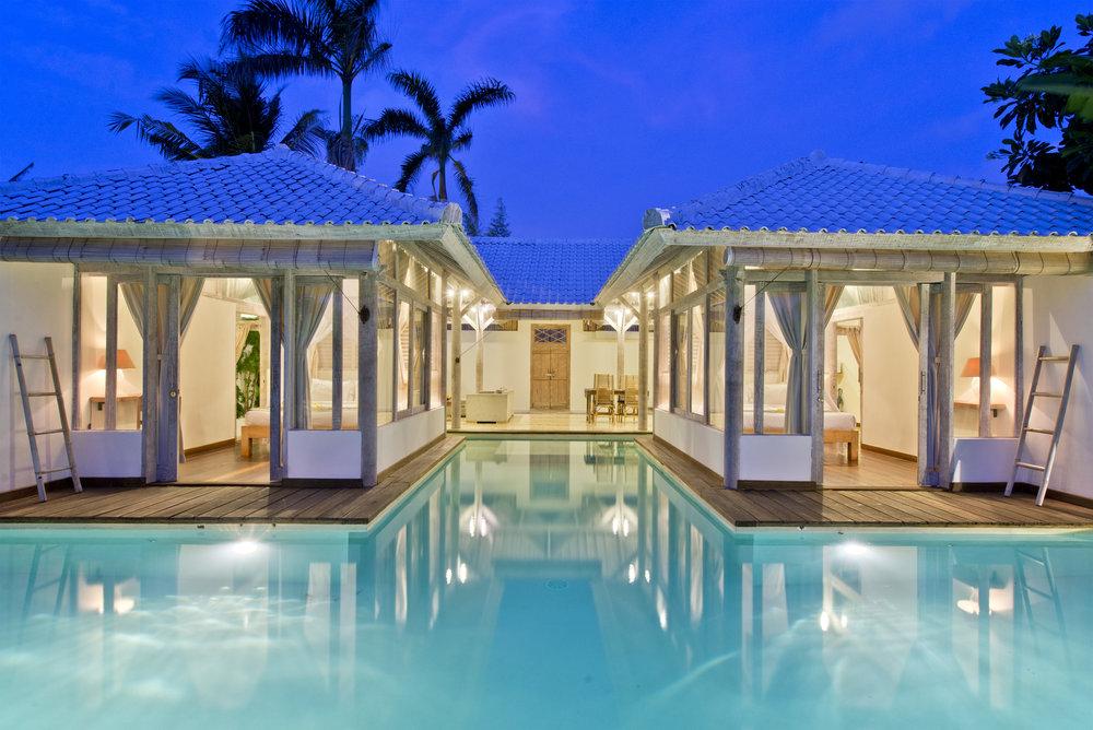 Une belle villa de 2 chambres au calme près de tous les lieux branchés et animés !