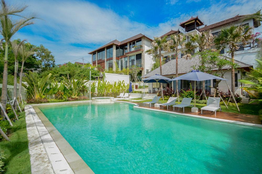 Superbe villa de 1 à 4 chambres parfaitement située pour découvrir l'incroyable Bukit !