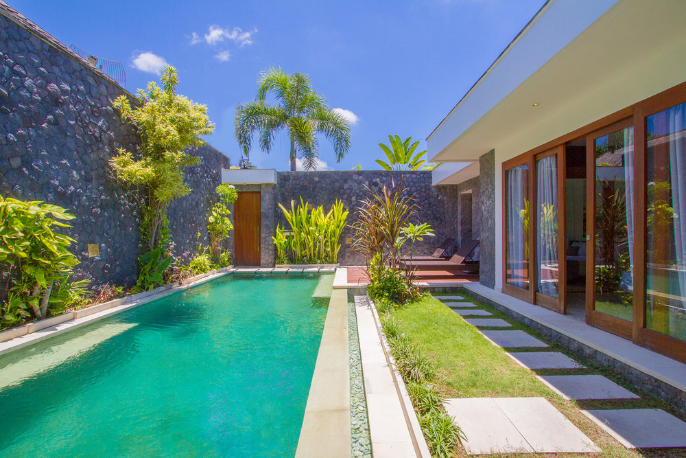 Modern 2-bedroom villa with all the comfort for anyone wanting an unforgettable stay !