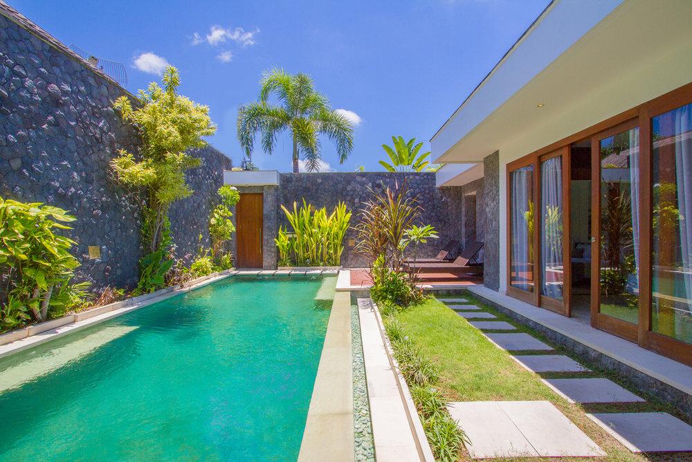 Villa moderne de 2 chambres à coucher avec tout le confort pour tous ceux qui veulent un séjour inoubliable !