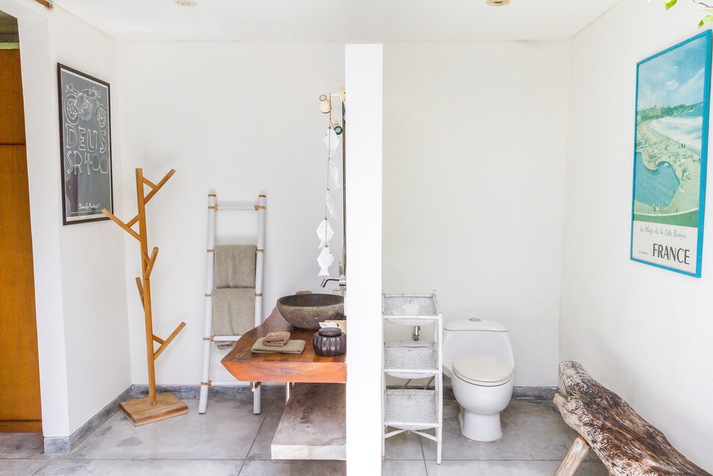 3 bedroom villa with bathroom