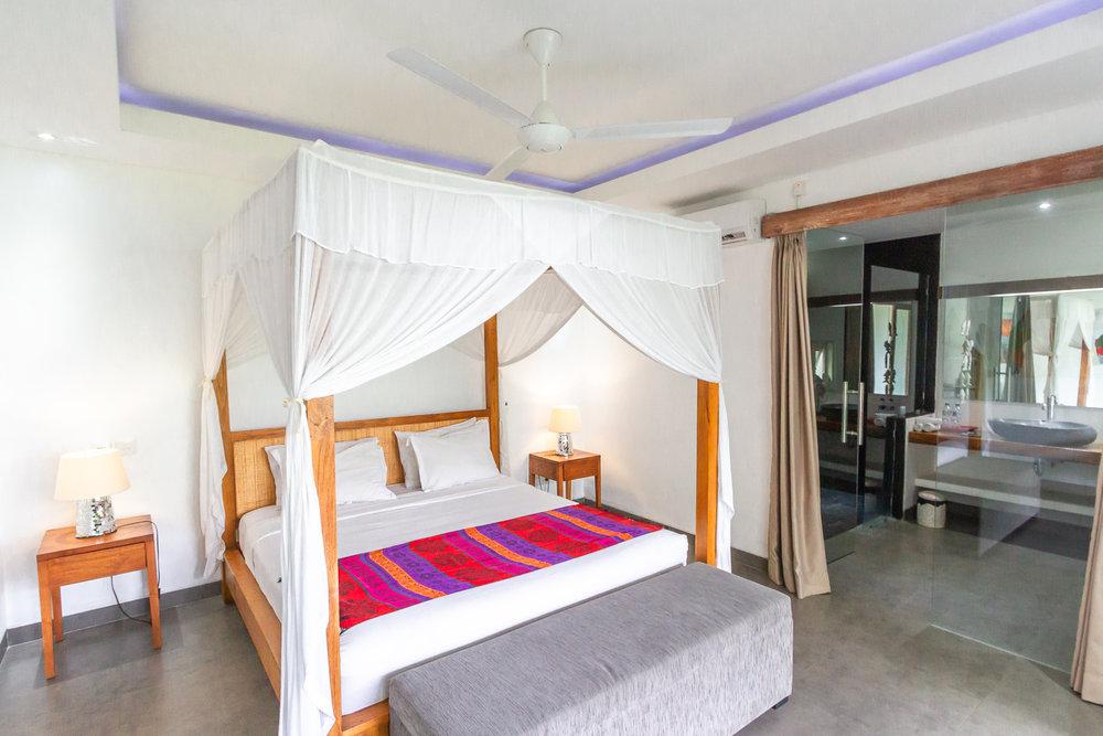 Villa Paloma Bali Seminyak 3 bedrooms villa
