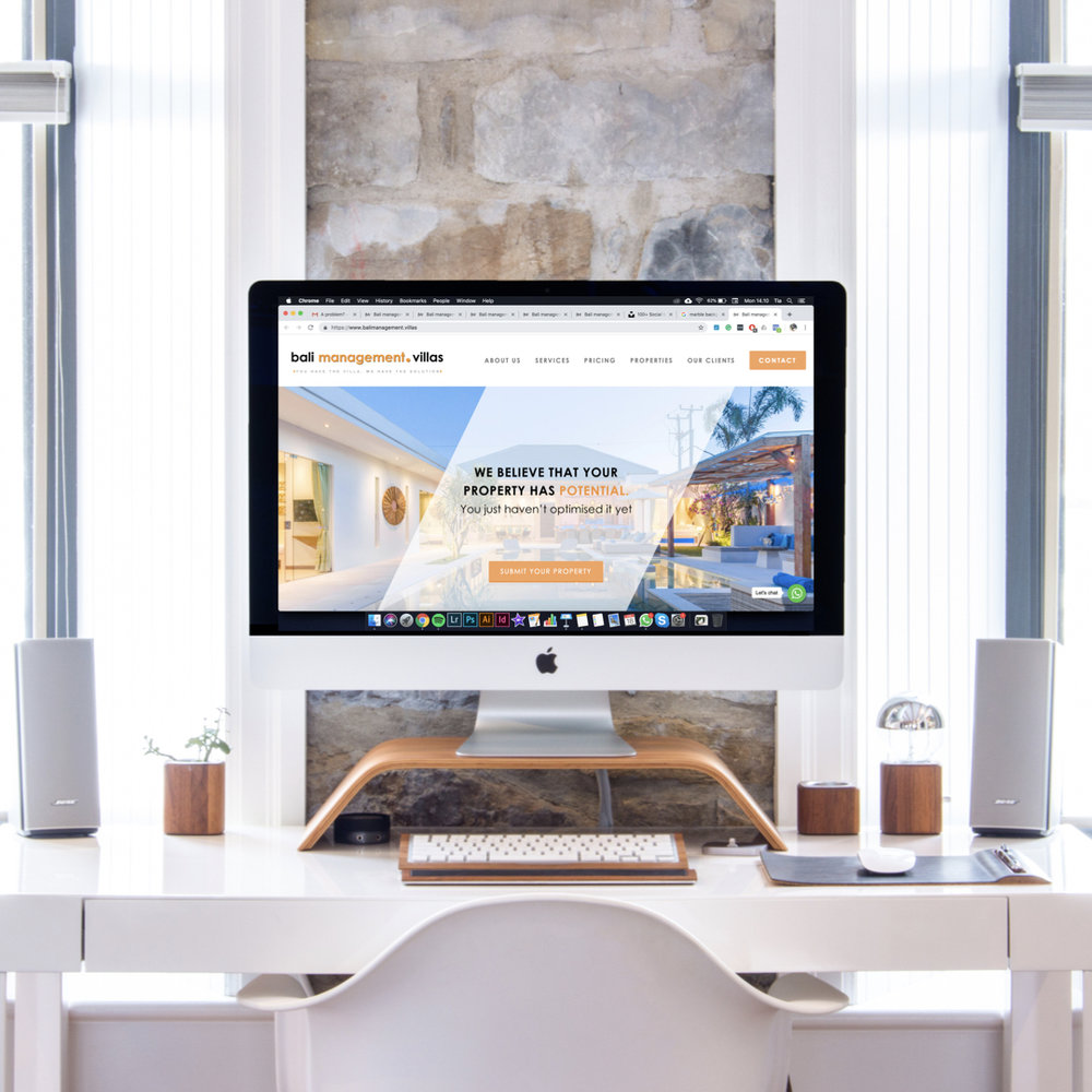 WEBSITE DESIGN & DEVELOPMENT - We will provide a responsive website to showcase your property. This will help to boost up your digital existence as website is a crucial part nowadays.