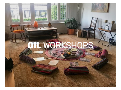 COME TO MY NEXT OIL CLASS -