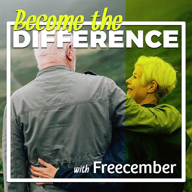 You can become the difference. . Everyone can. . Join other Freedom Raisers making a BIG difference to a smaller charity transforming lives. . Give . Raise . Lead . Fund the Frontlines of Freedom 🦋 . Help 🛑 #humantrafficking / #modernslavery . Find out more at freecember.org or link in bio. . #humantraffickingawareness #sextrafficking #childsextrafficking #dmst #labortrafficking #labourtrafficking #humantraffickingawareness #nuevosabolitionistas #esclavitudmoderna #sklaverei #free #5k #run #running #lifting #flossing #reading #drawing #poetry #freizember  #libreciembre #libresiempre  #freecember #freeforever