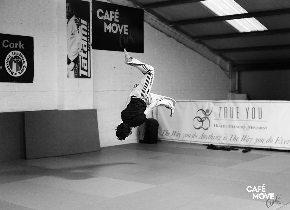 Zen Acrobatics with Tom Weksler