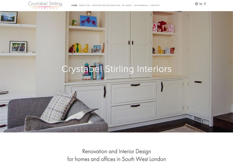 Crystabel Stirling Interiors