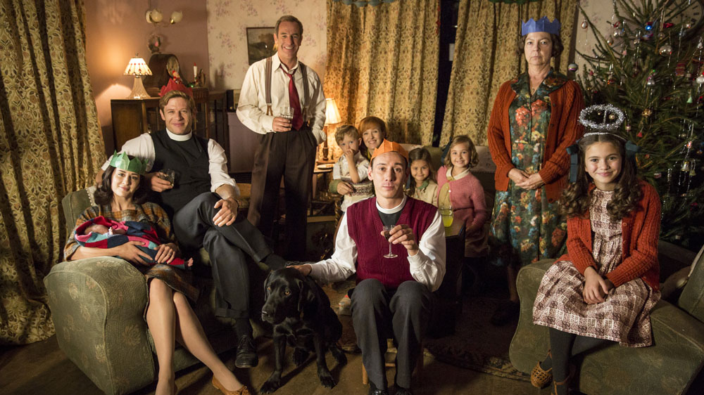 Grantchester Christmas Special