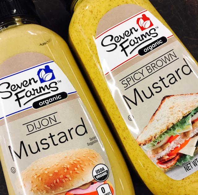 Seven Farms Organic Mustard