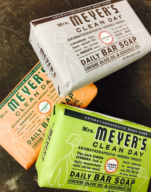 Mrs. Meyer's Bar Soaps