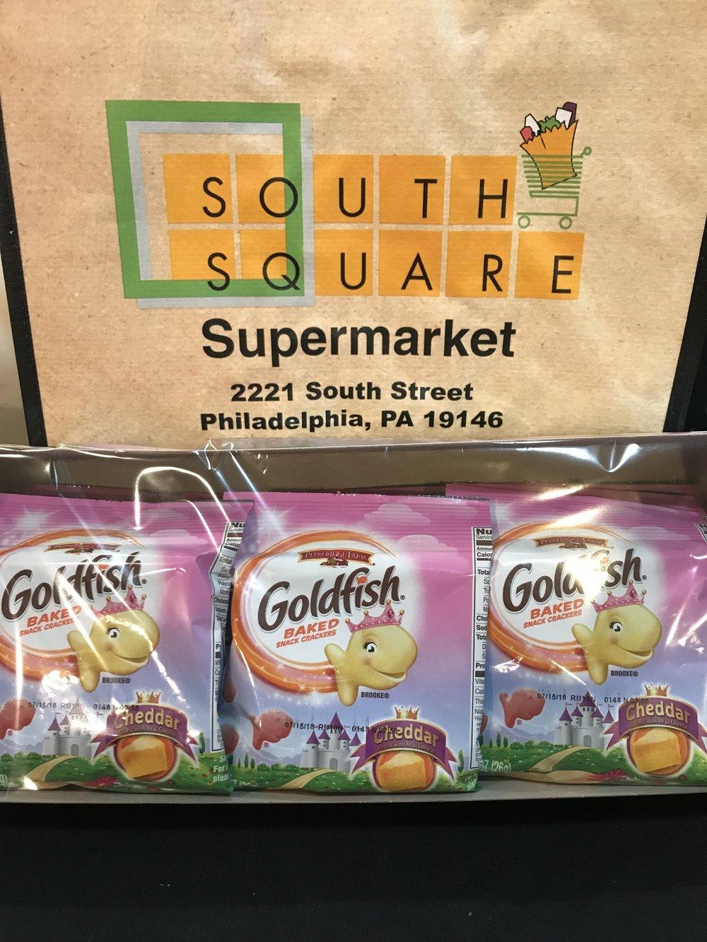 Pepperidge Farm Cheddar Goldfish 9 Pack