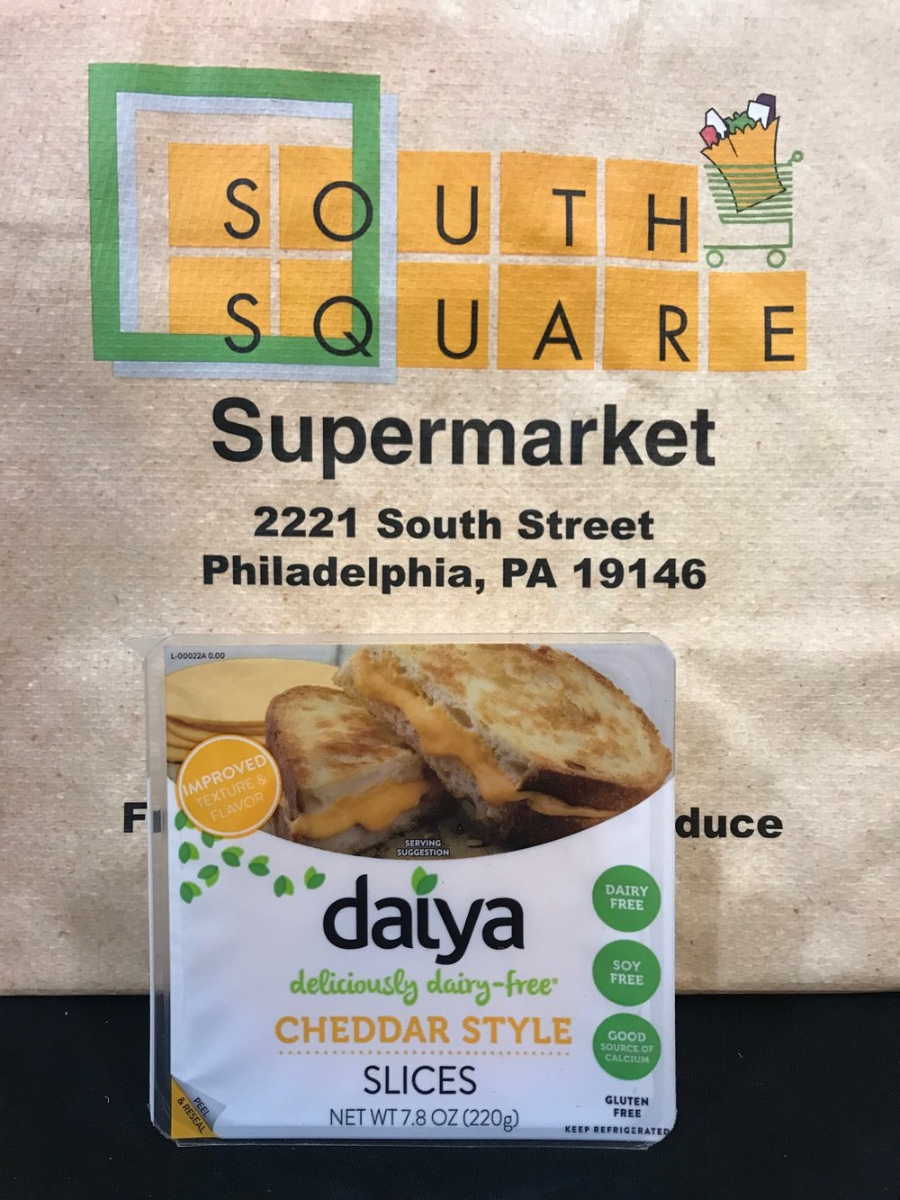 Daiya Dairy Free Cheese Slices