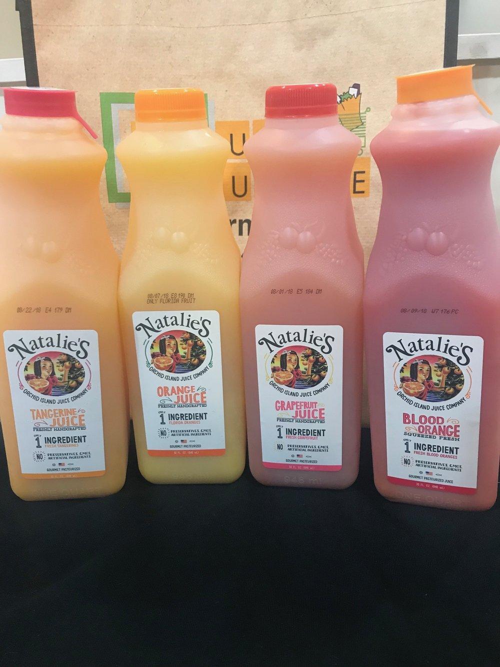 Natalie's Natural Juice