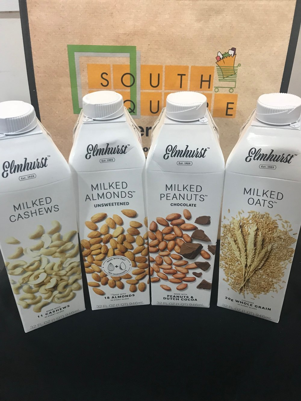 Elmhurst Milked Products