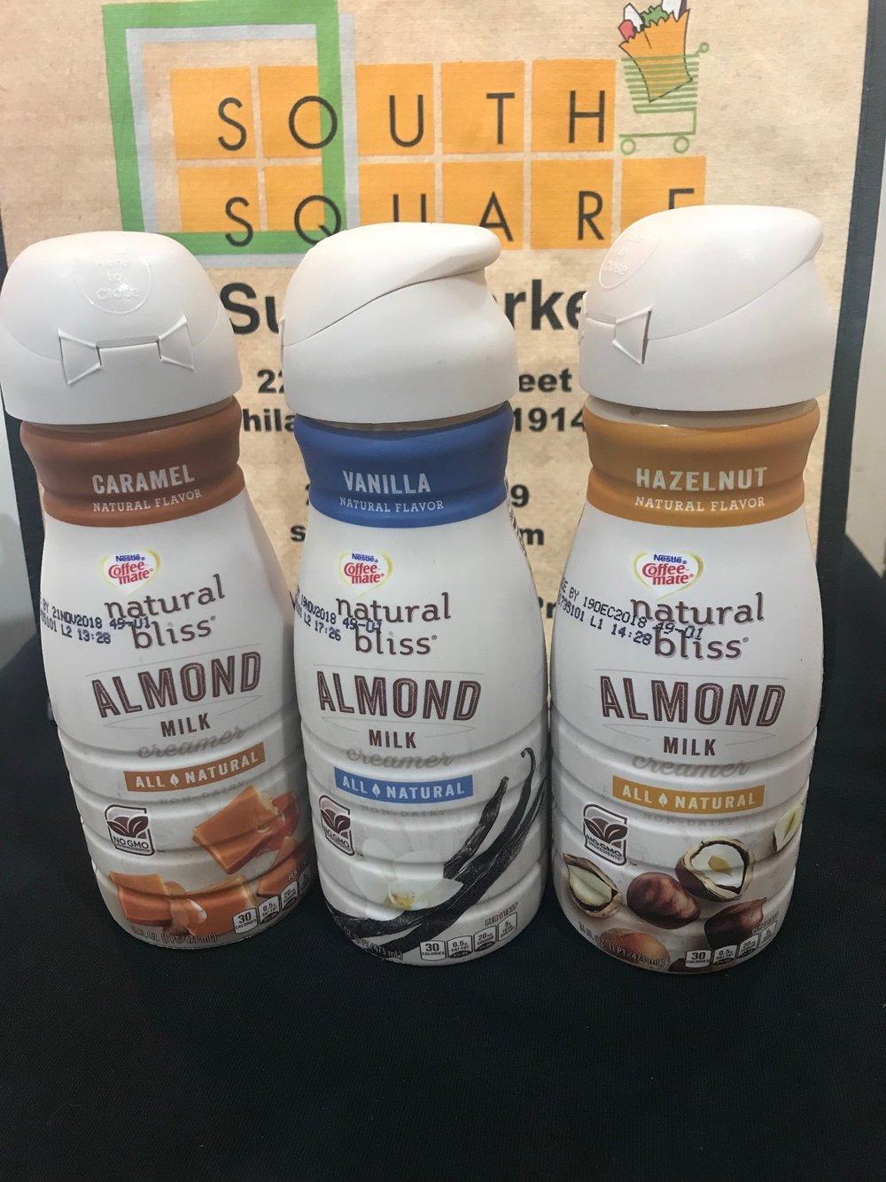 Almond Milk CoffeeMate
