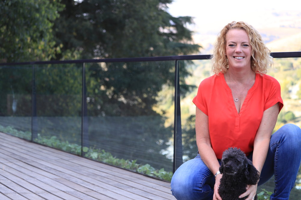 Meet Lise >>>>   - ...and Tilly!