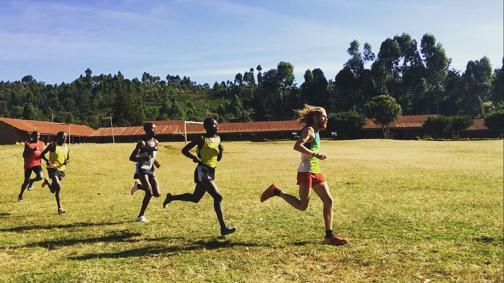 sleep, live, train at altitude - Meet world class athletes and watch them trainExperience early morning tempo sessions, long runs, Kenyan hills and track sessions.   Have dinner with local families and enjoy beautiful vegan food