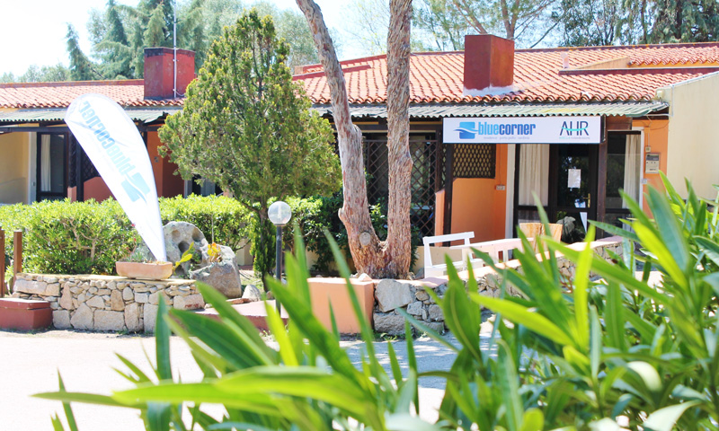 Residence Blue Corner   Loc. Porto Pollo - 07020 Palau (OT) Tel. +39.0789.704104 Cell: +39.342.8448968 E-mail:  info@bluecornerportopollo.com  Web:  www.bluecornerportopollo.com