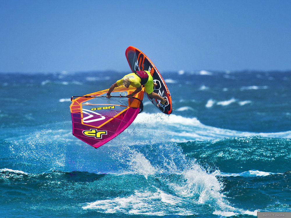 After this course you can not do without the Windsurf!