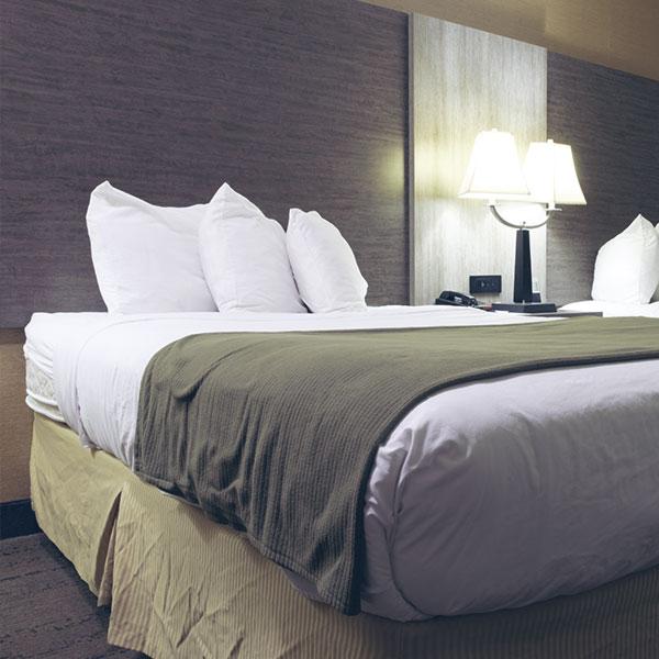 Where to sleep -