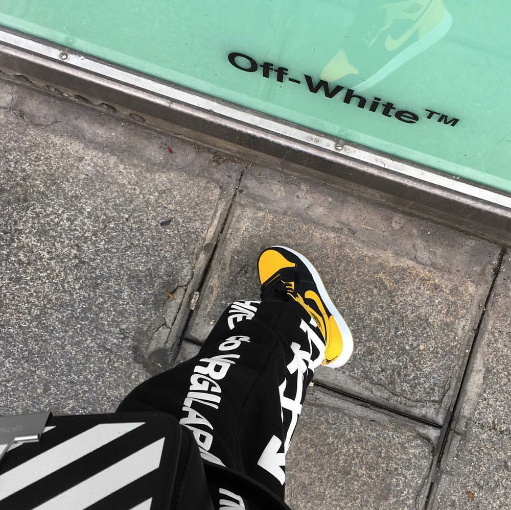 Off-White - major details
