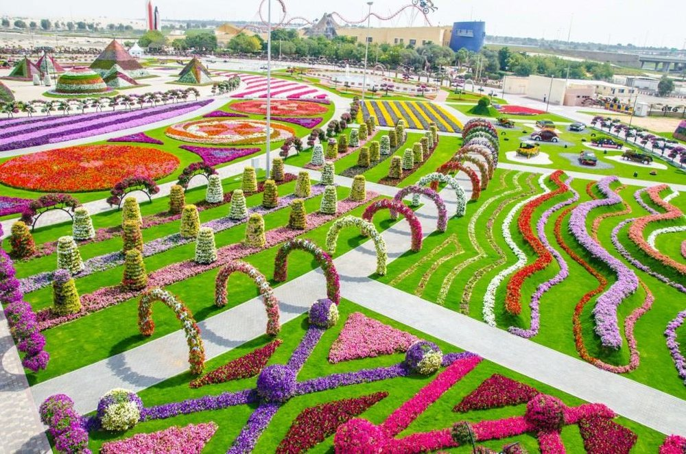 Izvor: Preuzeto sa  http://www.dubaimiraclegarden.com/