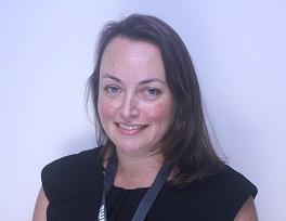 Chantal Hannell - Head of Service Desk