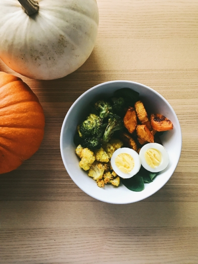 Autumnal Goodness Bowl