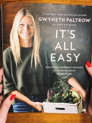 It's All Easy   by: Gwyneth Paltrow