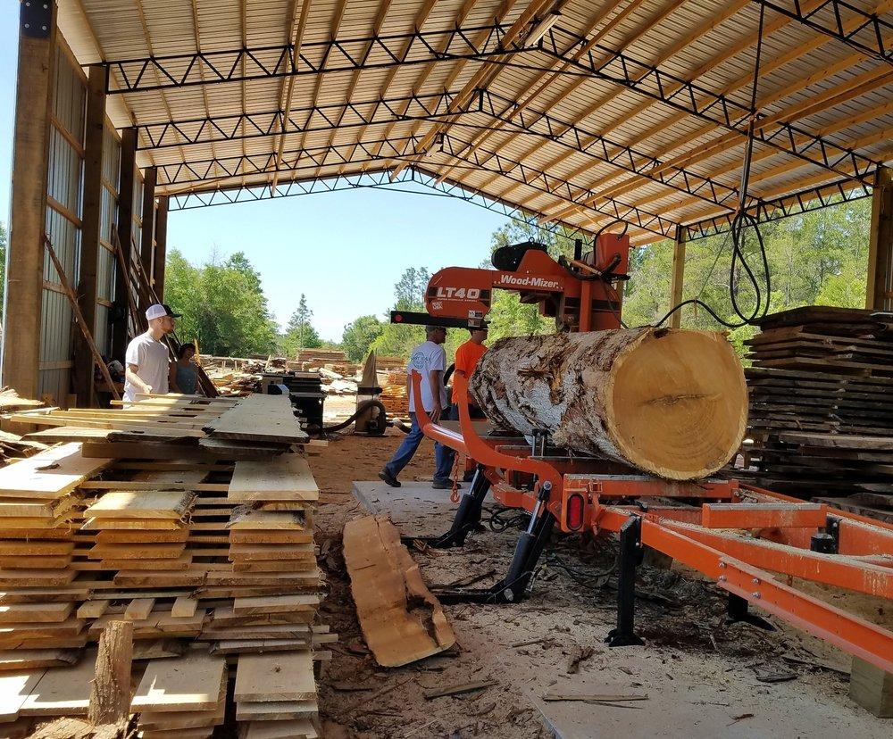 Mossy Head Lumber Mill