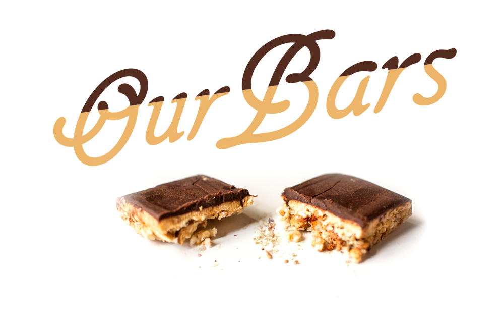 Let the mass market nutrition bars have all the test kitchens and fancy labs. We'll be right in our St. Louis kitchen where we always are, making every one of our Breakout Bars by hand, using only all-natural ingredients and the recipes we created without talking to a single chemistry expert.