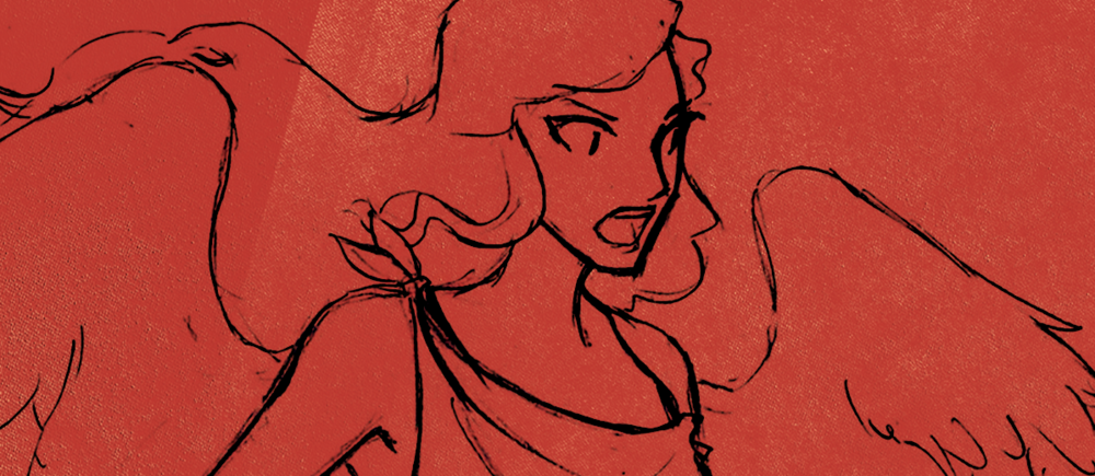 Script - Want to read the script for Issue #1?