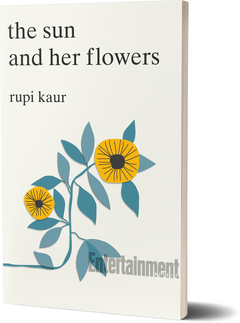 <i>The Sun and Her Flowers</i><br>by Rupi Kaur