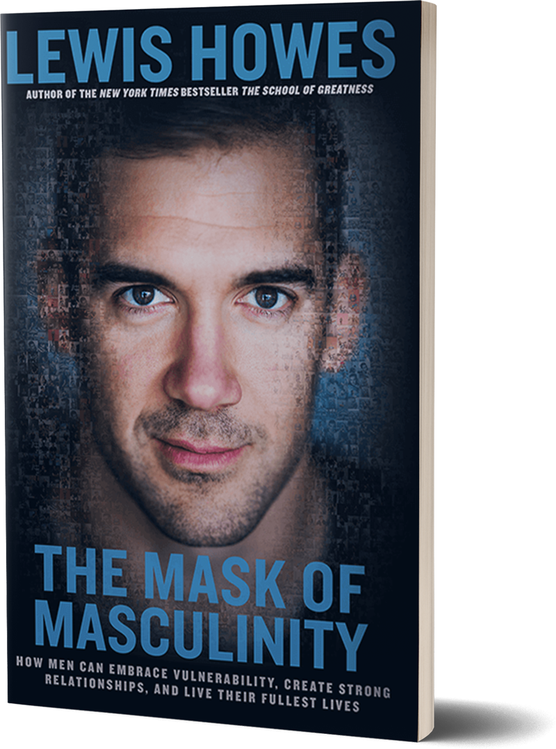 <i>The Mask of Masculinity</i><br>by Lewis Howes<br>
